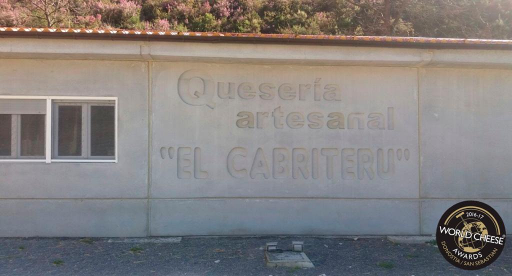 Quesería artesanal El Cabriteru fachada
