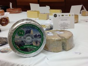 Medalla de plata International Cheese Festival