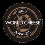 logo medalla bronce World Cheese Awards El Cabriteru