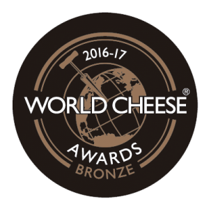 Logo Bronze World Cheese Awards