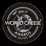 medalla de plata El Cabriteru World Cheese Awards 2016