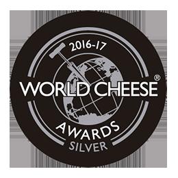 World Cheese Awards medalla de plata queso azul El Cabriteru