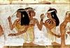 el queso en el antiguo Egipto