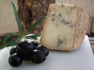Queso azul de El Cabriteru para el aperitivo