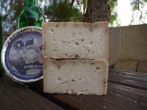 El_Cabriteru_queso azul leche de cabra