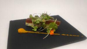 Quesos azules de El Cabriteru y restaurante Casa JuanSabeli