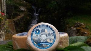 Asturias naturaleza Arenas de Cabrales Queso azul El Cabriteru