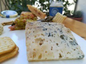 Tapa queso azul de El Cabriteru