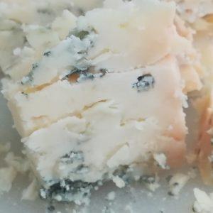 Sutil azul de los quesos de El Cabriteru