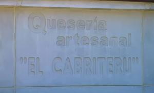 fachada El Cabriteru Quesería artesanal Arenas de Cabrales