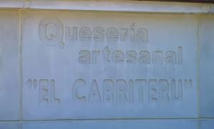 fachada Quesería artesanal El Cabriteru
