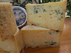 Queso azul puro leche de cabra de El Cabriteru