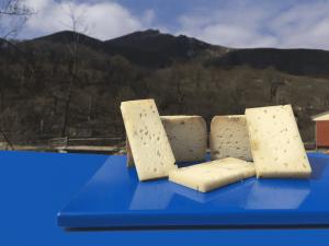 queso azul artesano El Cabriteru