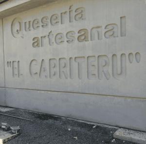 El Cabriteru quesería Arenas de Cabrales