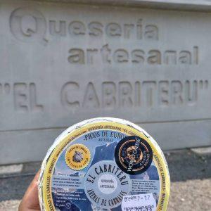 queso azul premiado Arenas de Cabrales El Cabriteru