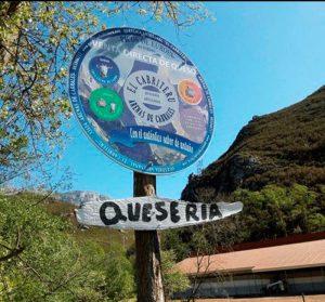 Quesería artesanal El Cabriteru Carretera AS345 Arenas de Cabrales