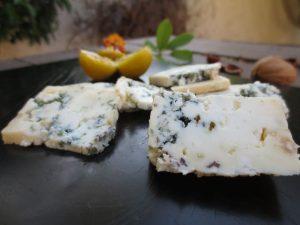 queso azul de el Cabriteru leche de cabra