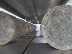 maduración queso azul El Cabirteru