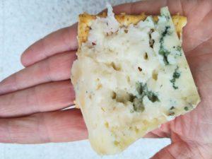 penicillium azul verdoso queso de El Cabriteru