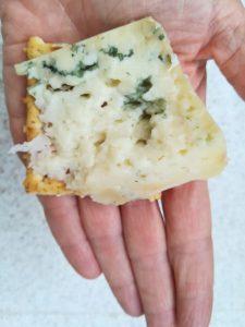 queso azul de el Cabriteru cata degustación