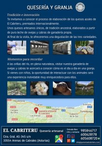 quesería-artesanal-El-Cabriteru-visita-guiada-en-Arenas-de-Cabrales