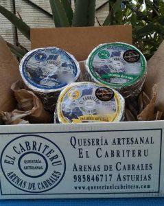 queso azul de el Cabriteru comprar online