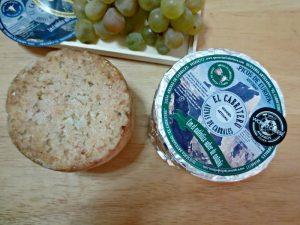 queso azul mezcla de leche de oveja y cabra Arenas de Cabrales