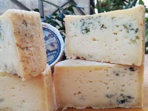 queso leche cruda de cabra El Cabriteru
