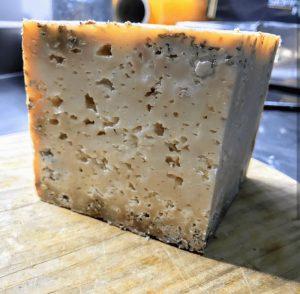cuña de queso azul de el Cabriteru
