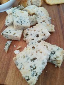 queso azul de El Cabriteru oveja y cabra
