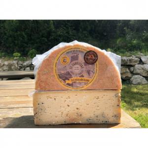 cuña del queso azul 100 % leche cruda de oveja de El Cabriteru