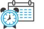 reservar fechas y horarios