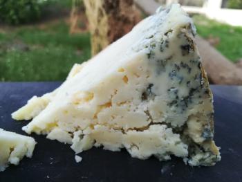 queso azul de El Cabriteru