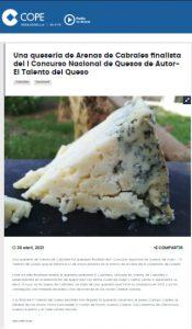 radio COPE El Cabriteru fialista queso de autor